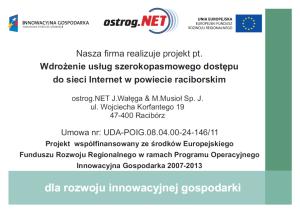 Ostrog.net